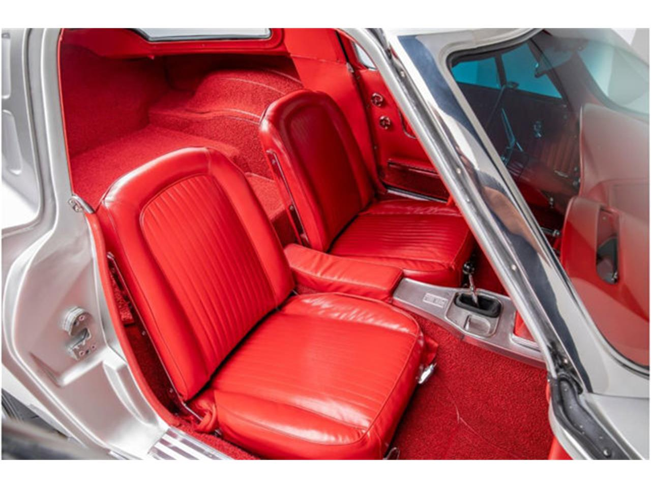 Large Picture of '63 Chevrolet Corvette located in New York Auction Vehicle - QOY3