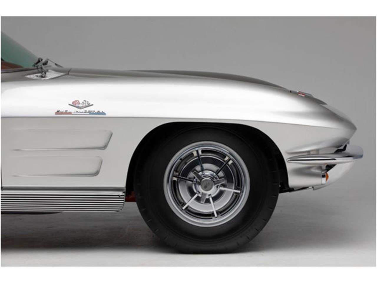 Large Picture of Classic '63 Corvette Auction Vehicle - QOY3