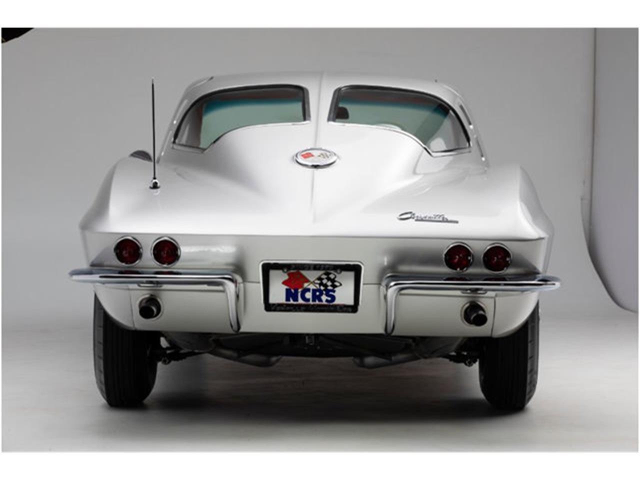 Large Picture of 1963 Chevrolet Corvette Auction Vehicle - QOY3