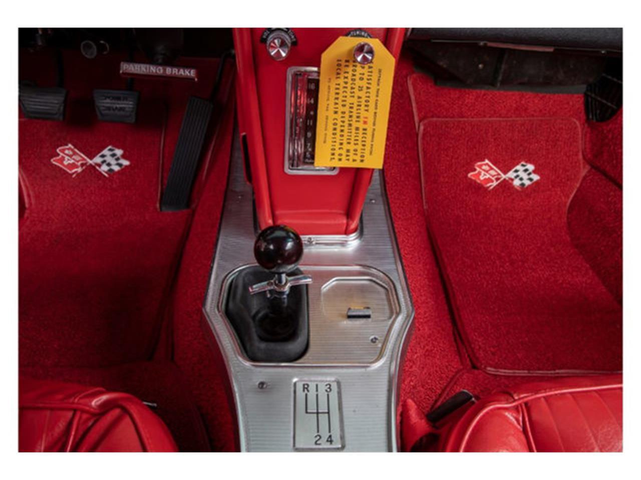 Large Picture of '63 Chevrolet Corvette - QOY3