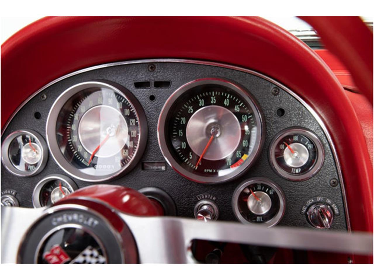 Large Picture of 1963 Corvette Offered by Prestige Motor Car Co. - QOY3