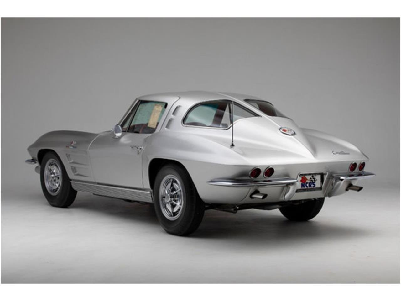 Large Picture of '63 Corvette Auction Vehicle - QOY3