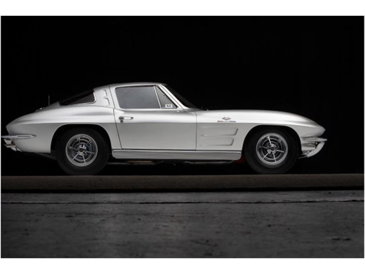 Large Picture of '63 Chevrolet Corvette located in Clifton Park New York Auction Vehicle - QOY3