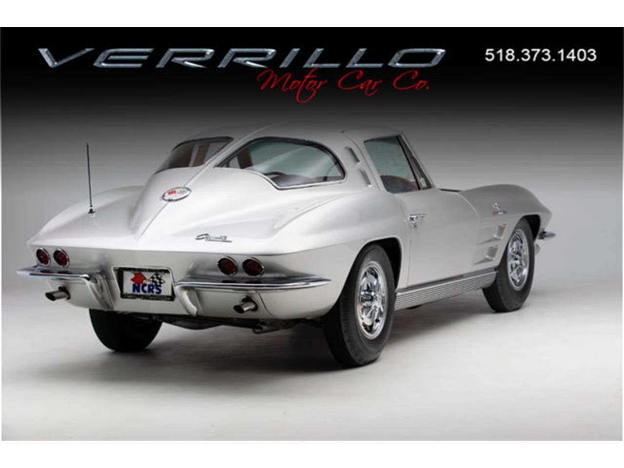 Large Picture of 1963 Corvette located in New York Auction Vehicle - QOY3