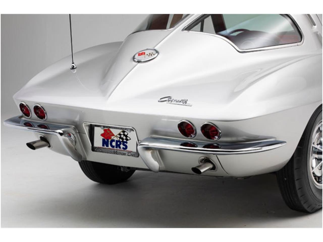 Large Picture of Classic 1963 Corvette located in Clifton Park New York Offered by Prestige Motor Car Co. - QOY3