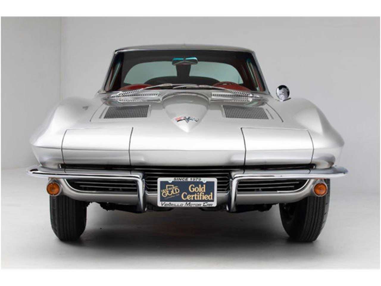 Large Picture of 1963 Chevrolet Corvette Auction Vehicle Offered by Prestige Motor Car Co. - QOY3