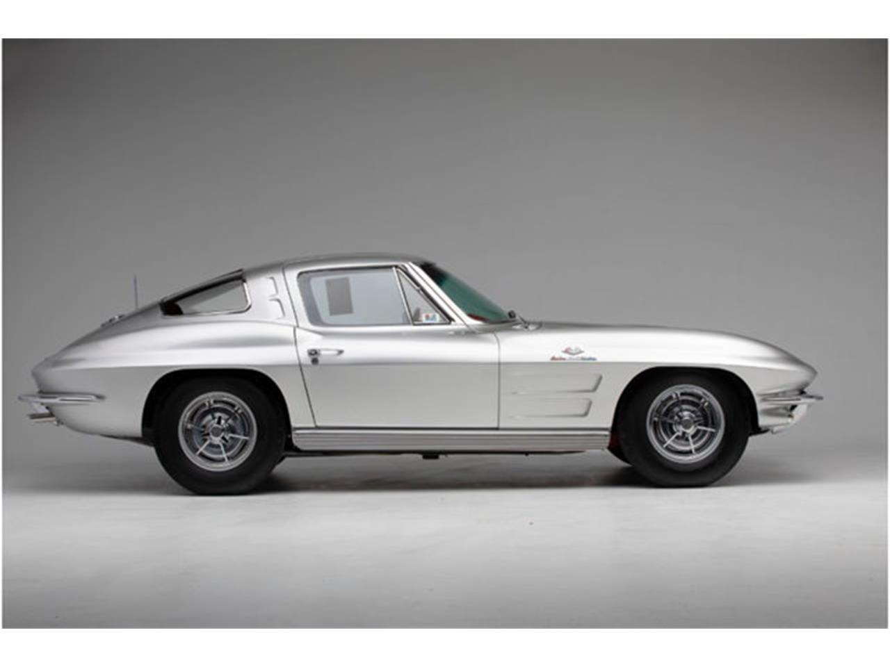 Large Picture of Classic 1963 Chevrolet Corvette Auction Vehicle - QOY3