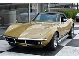 Picture of 1969 Corvette located in Ohio - $39,900.00 - QKTY
