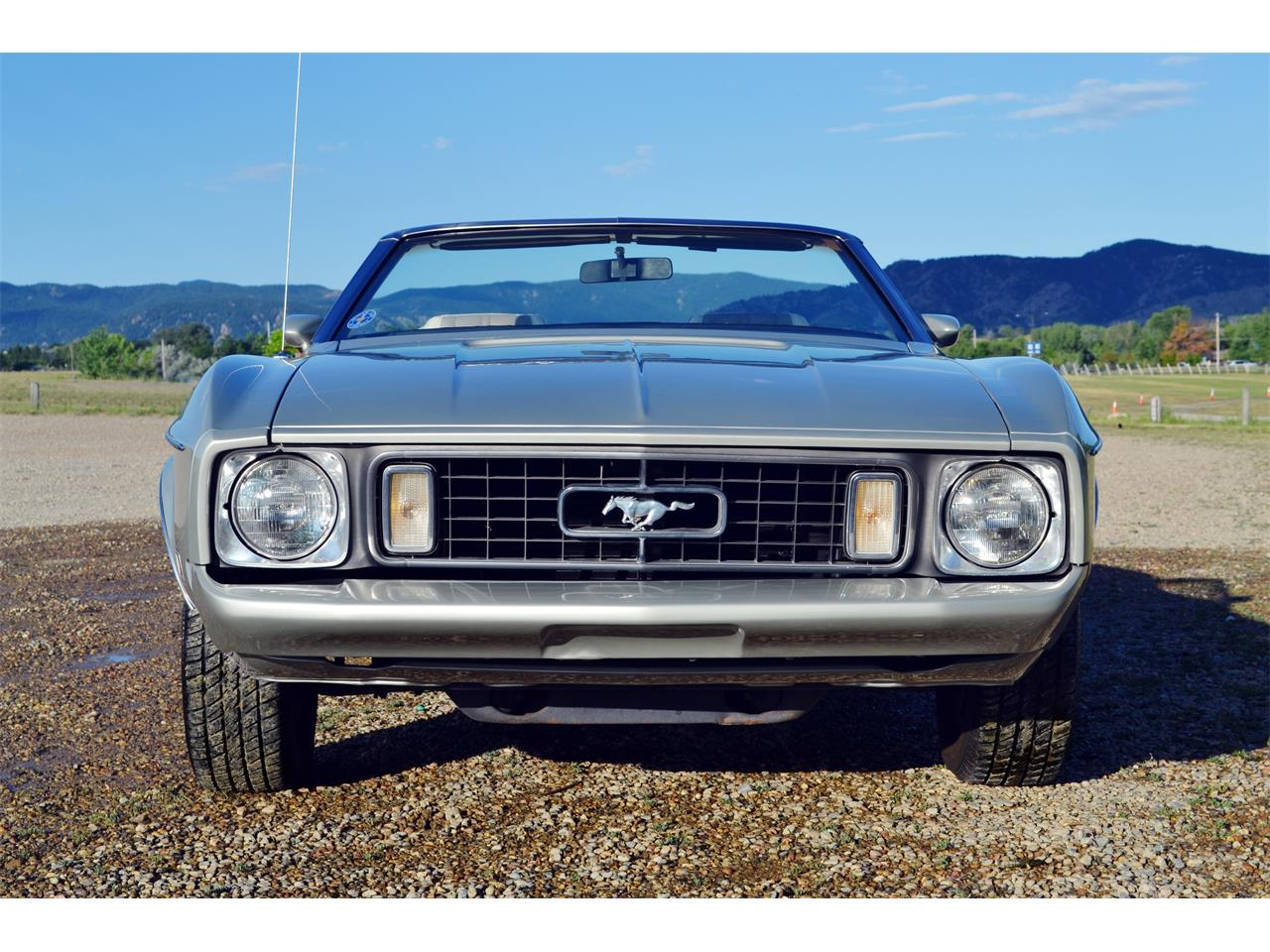 Large Picture of '73 Mustang - QOZ1