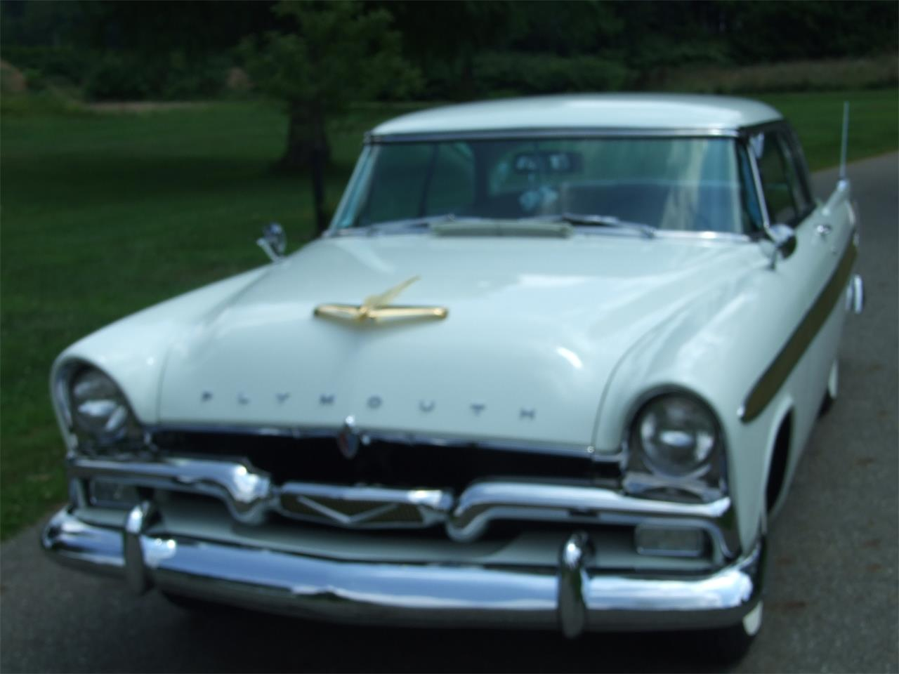 Large Picture of Classic 1956 Plymouth Fury - QOZC