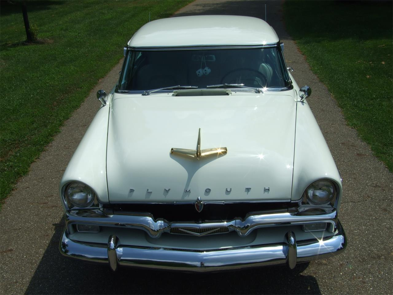 Large Picture of Classic 1956 Fury - QOZC
