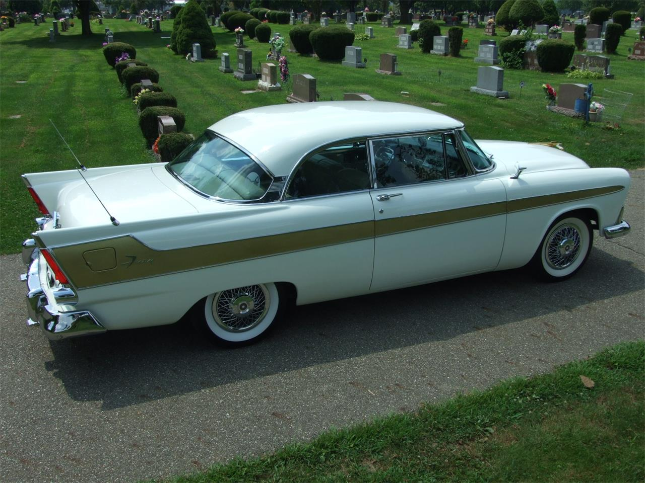 Large Picture of 1956 Plymouth Fury - $69,500.00 Offered by Auto Connection, Inc. - QOZC