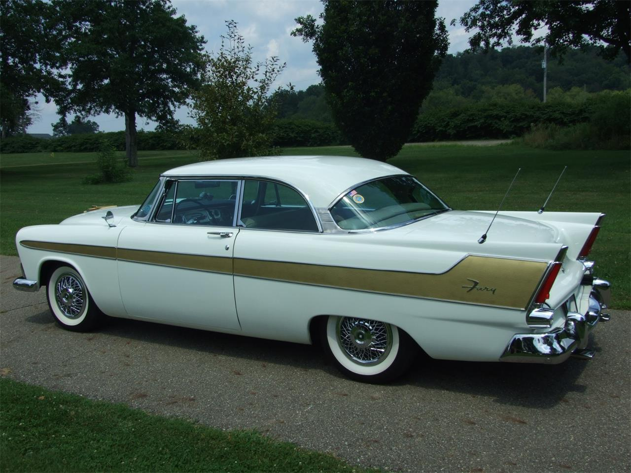 Large Picture of Classic '56 Plymouth Fury located in North Canton Ohio - $69,500.00 Offered by Auto Connection, Inc. - QOZC
