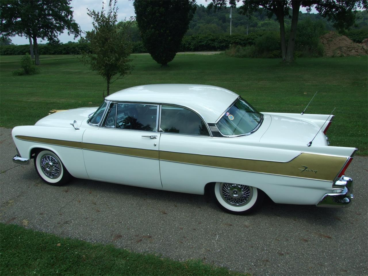 Large Picture of '56 Plymouth Fury located in Ohio - QOZC