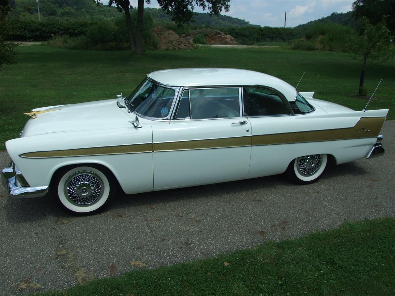 Large Picture of '56 Plymouth Fury located in North Canton Ohio - QOZC