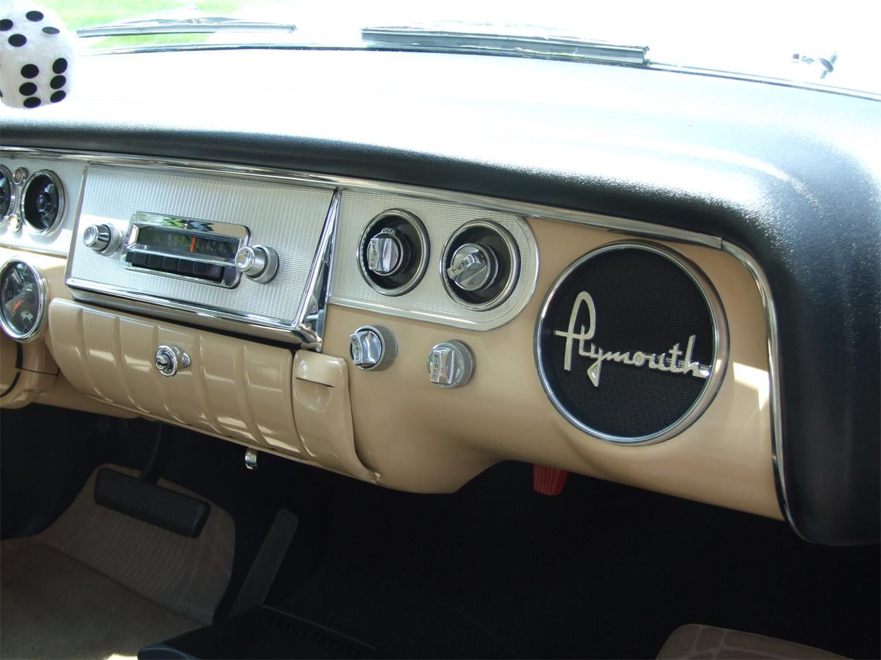 Large Picture of Classic '56 Fury located in Ohio - $69,500.00 Offered by Auto Connection, Inc. - QOZC