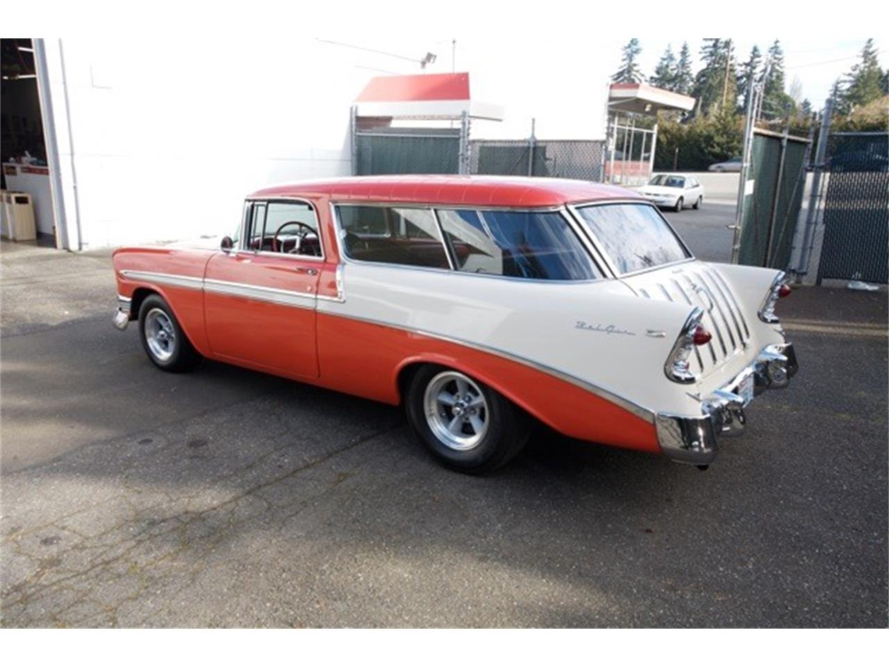 Large Picture of '56 Bel Air Nomad - QOZI