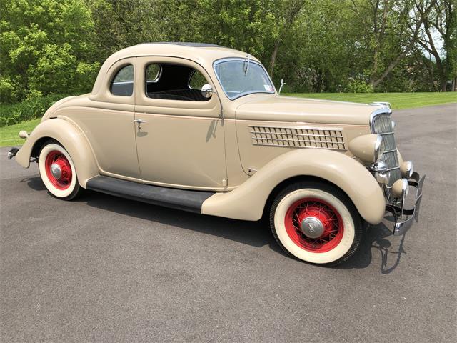 Picture of '35 5-Window Coupe - QOZK