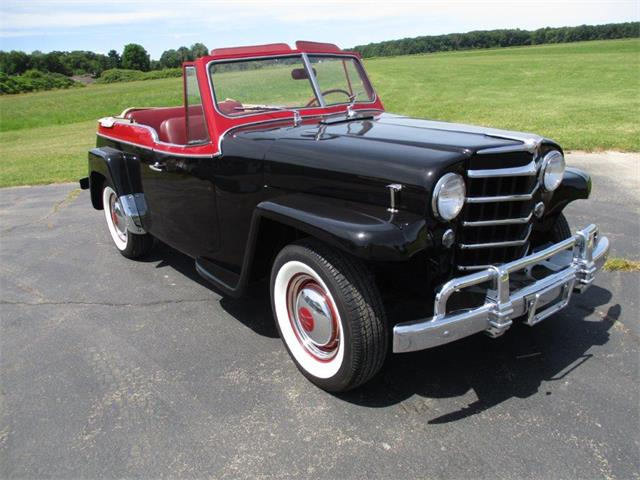 Picture of '50 Jeepster - QOZN