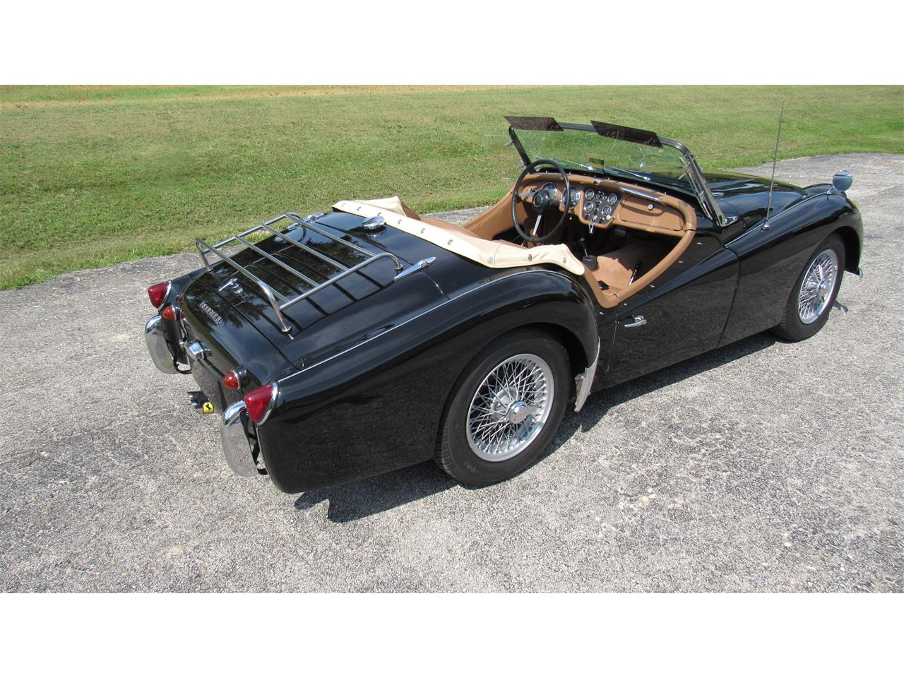 Large Picture of Classic '59 Triumph TR3A - $34,995.00 - QOZP