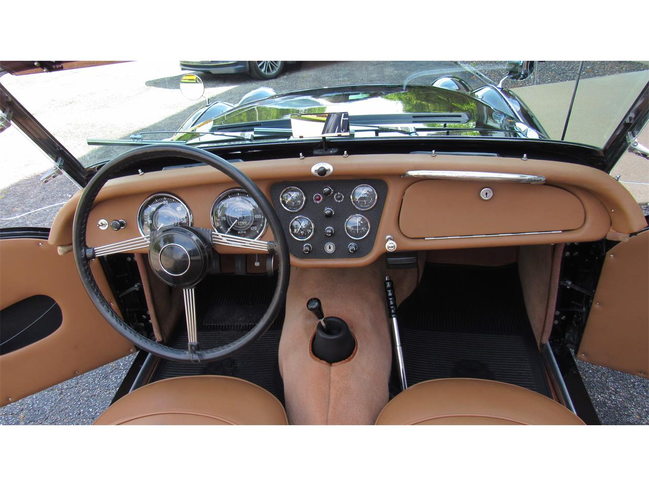 Large Picture of Classic 1959 Triumph TR3A located in Missouri Offered by Wilson Motor Company - QOZP