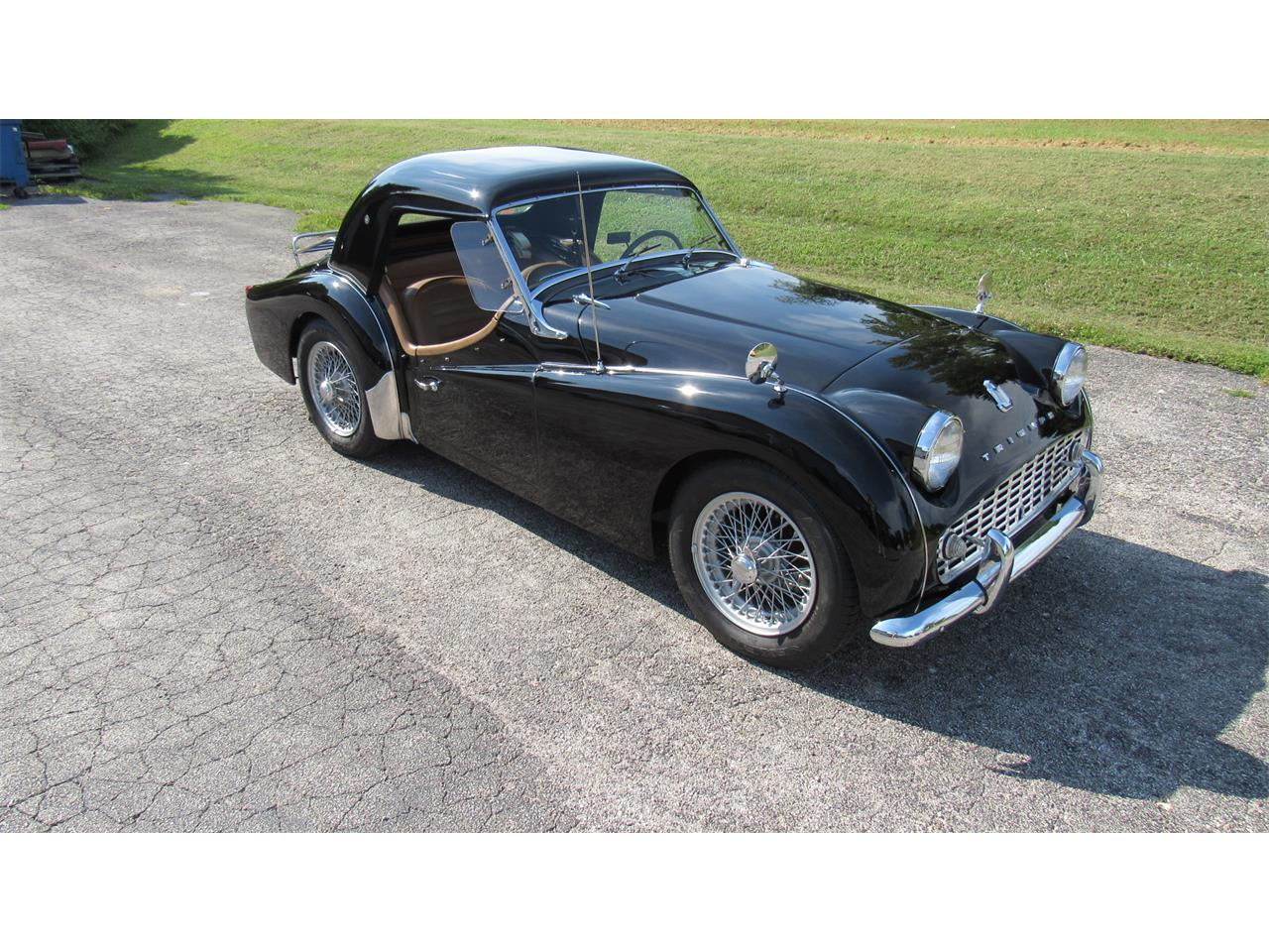 Large Picture of '59 TR3A Offered by Wilson Motor Company - QOZP