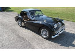 Picture of 1959 TR3A located in WASHINGTON Missouri - $34,995.00 Offered by Wilson Motor Company - QOZP