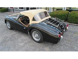 Picture of Classic '59 Triumph TR3A - $34,995.00 Offered by Wilson Motor Company - QOZP