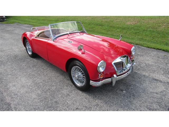 1962 MG MGA MK II