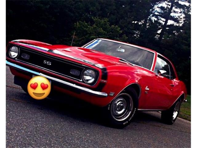Picture of '68 Camaro SS 396/375 HP L78 - QOZX
