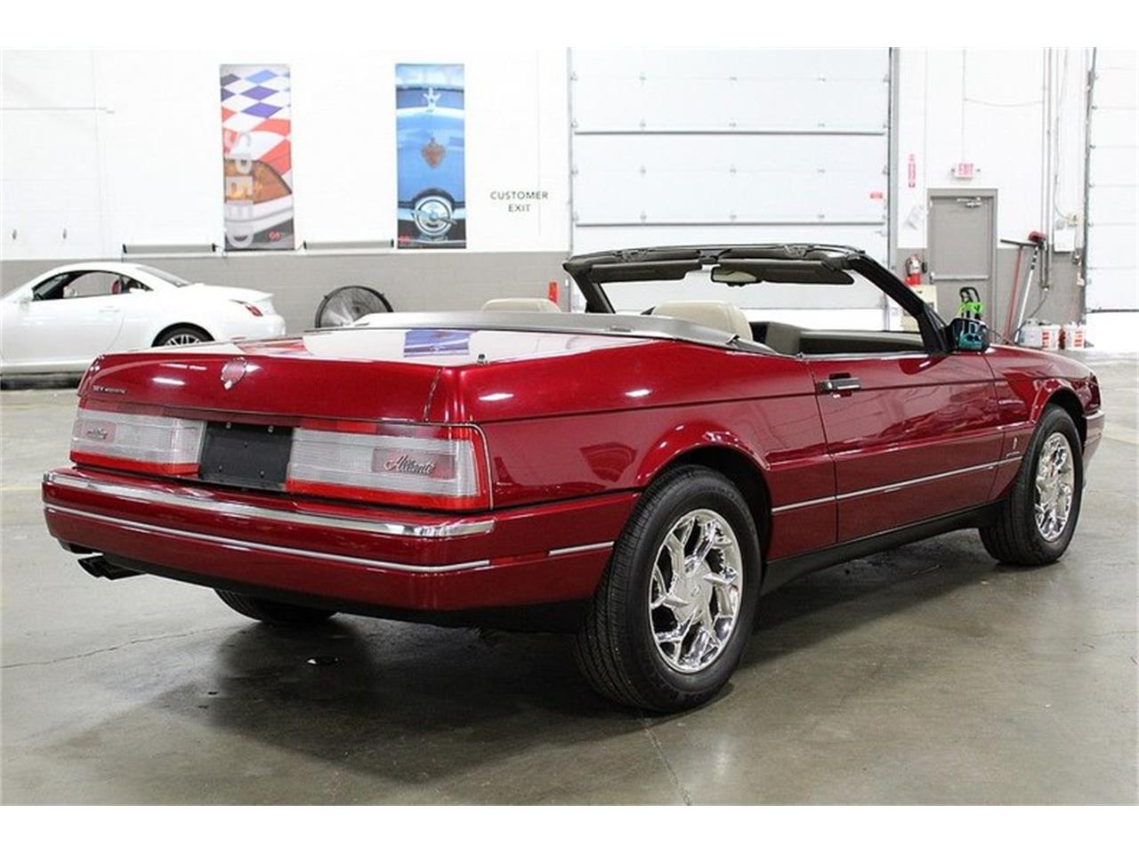 Large Picture of '93 Allante - QP0B