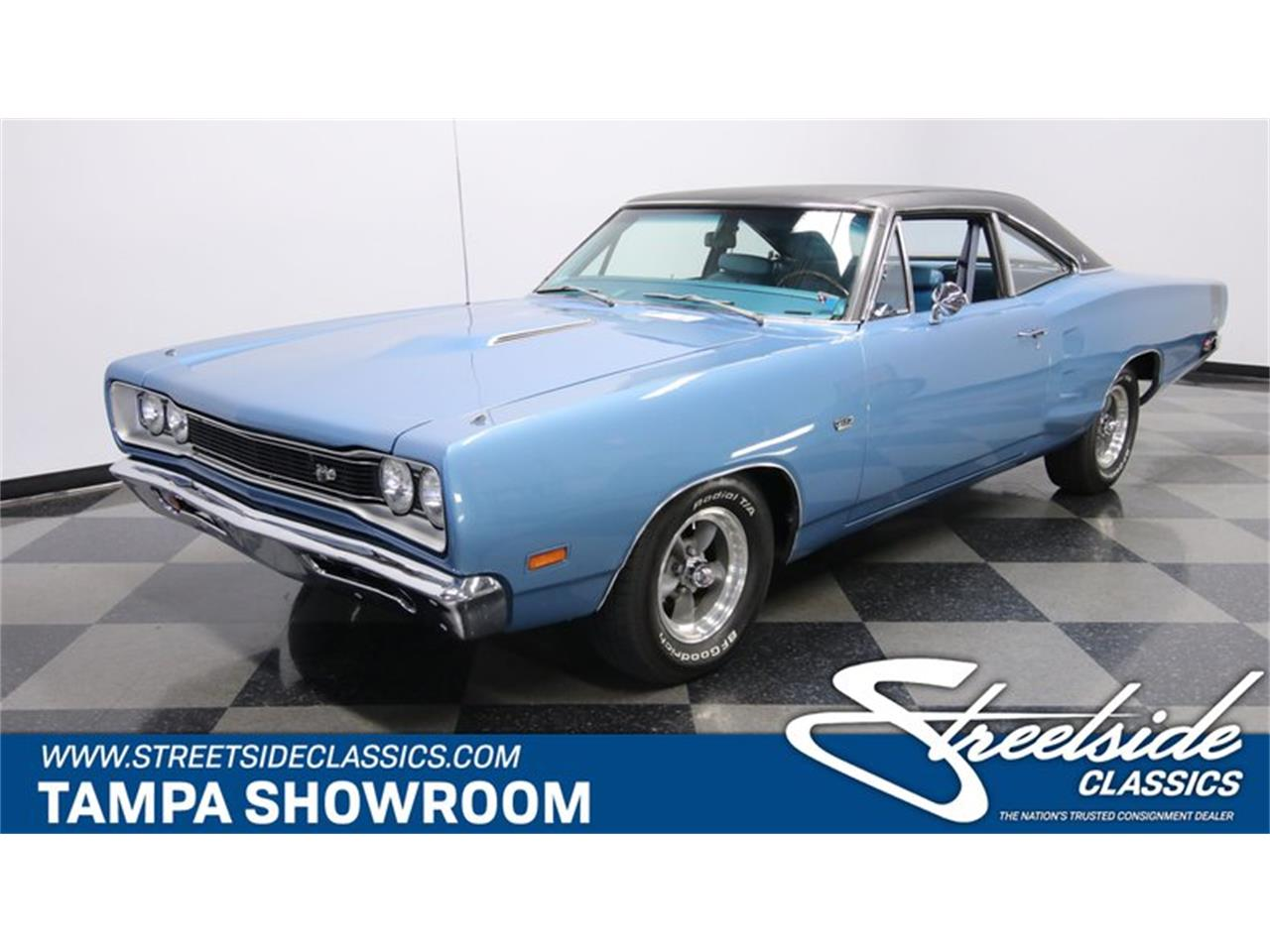 Large Picture of Classic 1969 Dodge Super Bee located in Florida - $43,995.00 Offered by Streetside Classics - Tampa - QP0O