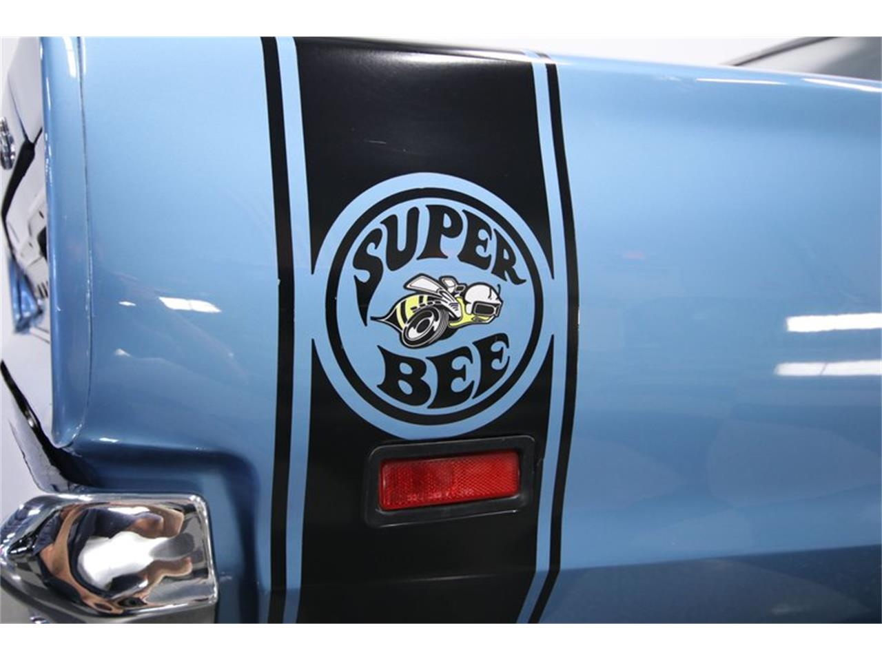 Large Picture of 1969 Dodge Super Bee located in Lutz Florida Offered by Streetside Classics - Tampa - QP0O