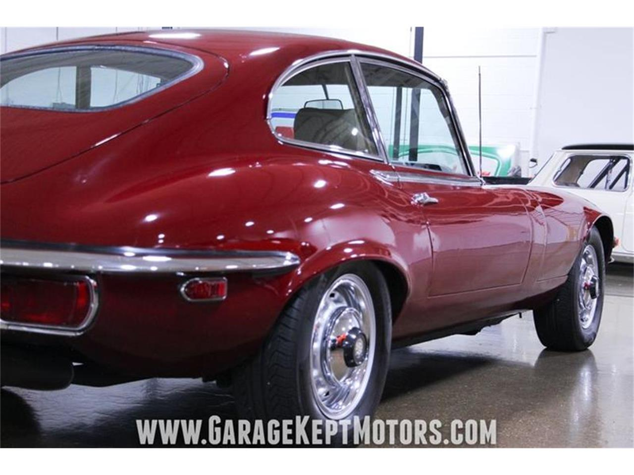 Large Picture of 1971 Jaguar E-Type located in Grand Rapids Michigan - $62,900.00 Offered by Garage Kept Motors - QP0V