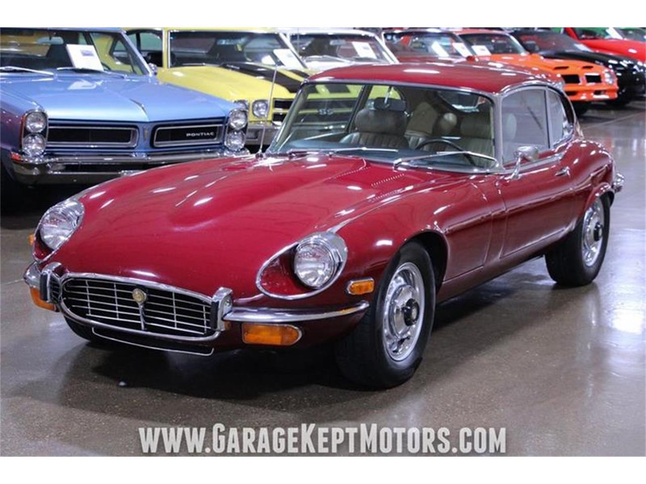 Large Picture of 1971 E-Type located in Michigan - $62,900.00 - QP0V