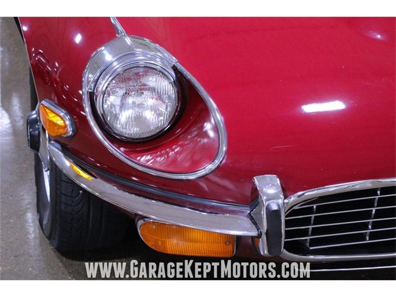 Large Picture of '71 Jaguar E-Type located in Michigan - $62,900.00 Offered by Garage Kept Motors - QP0V