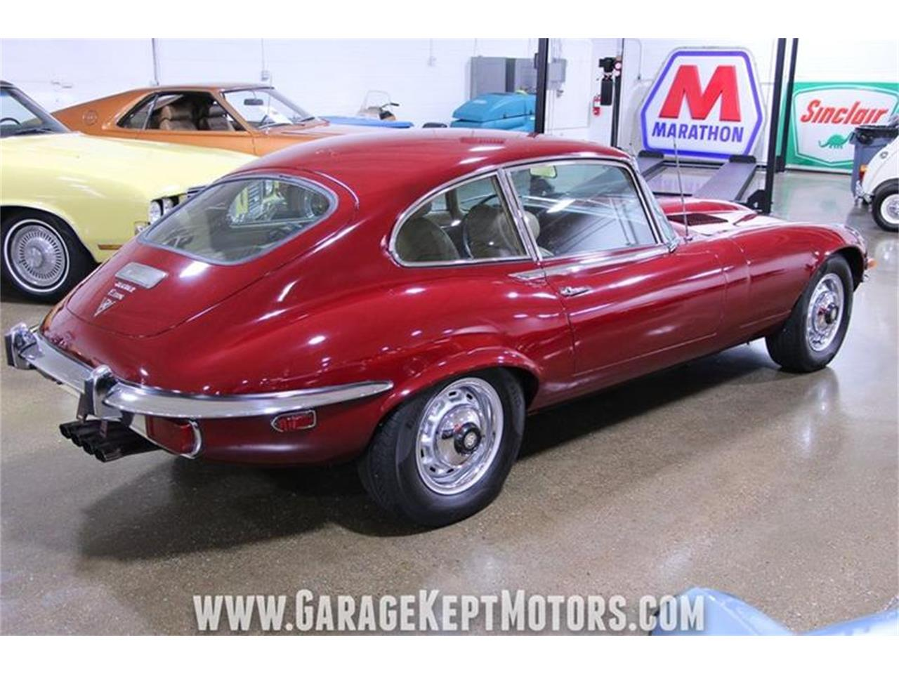 Large Picture of Classic '71 E-Type Offered by Garage Kept Motors - QP0V