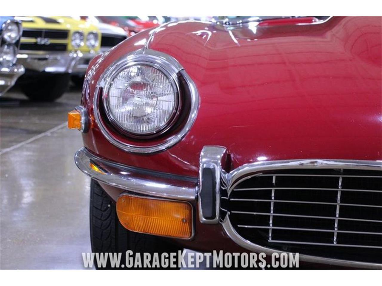 Large Picture of Classic 1971 Jaguar E-Type located in Grand Rapids Michigan - $62,900.00 - QP0V