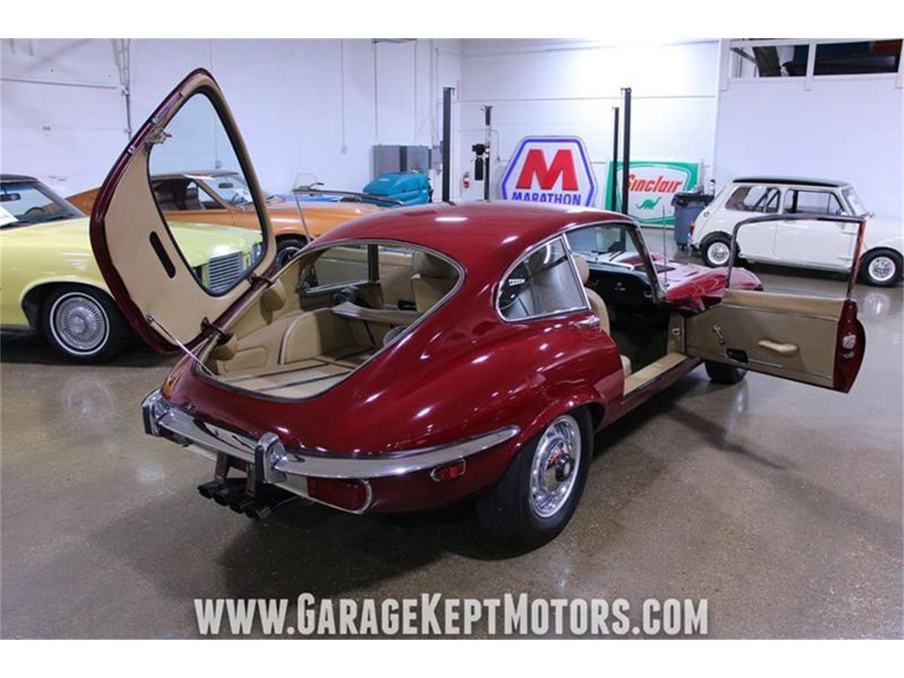Large Picture of 1971 E-Type located in Grand Rapids Michigan - $62,900.00 - QP0V