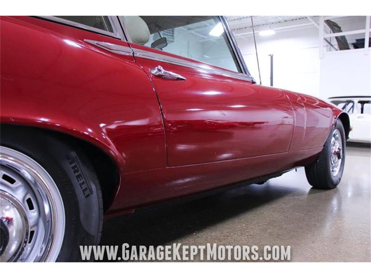 Large Picture of 1971 E-Type located in Grand Rapids Michigan Offered by Garage Kept Motors - QP0V
