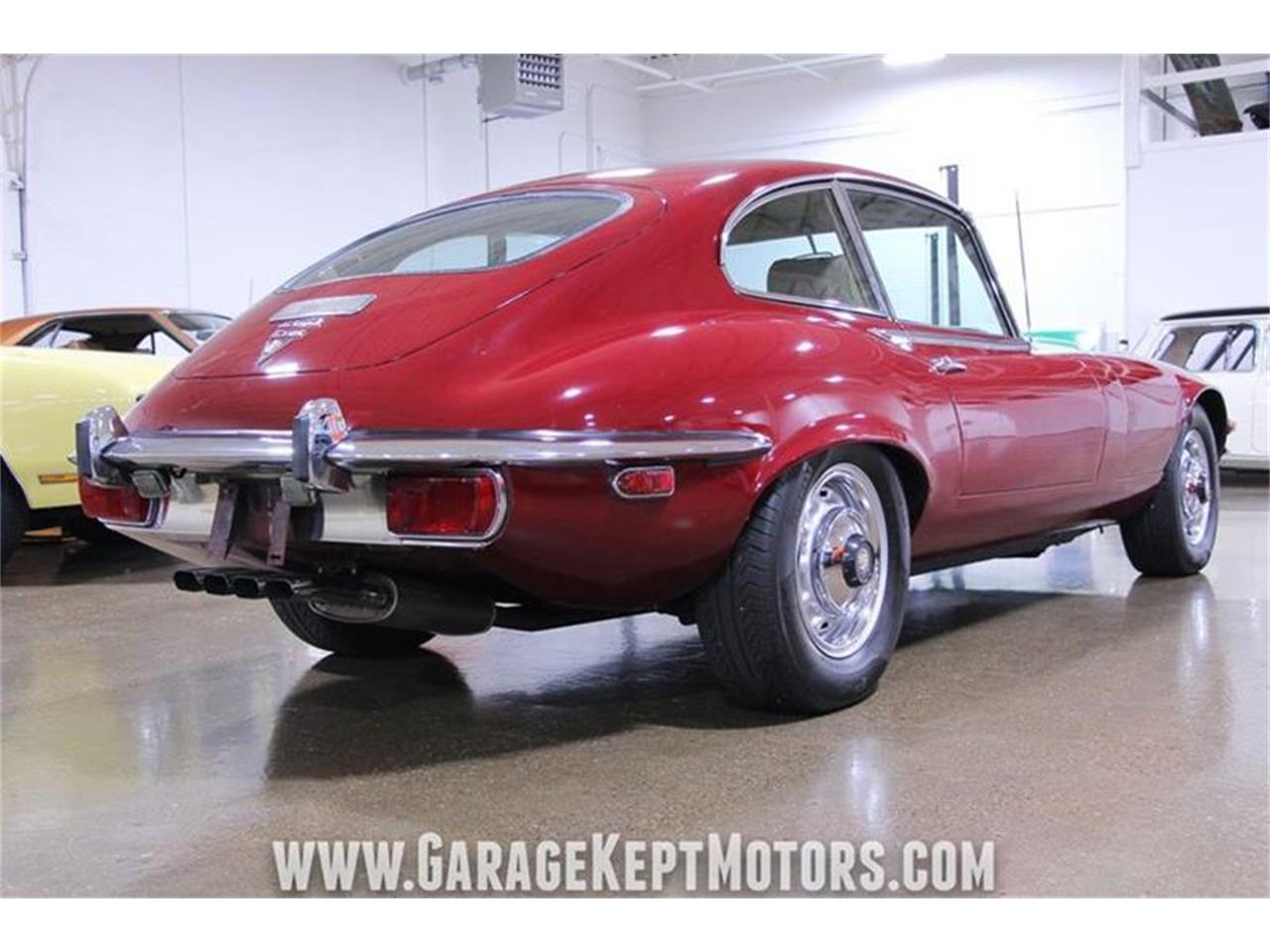 Large Picture of '71 E-Type located in Michigan - $62,900.00 - QP0V