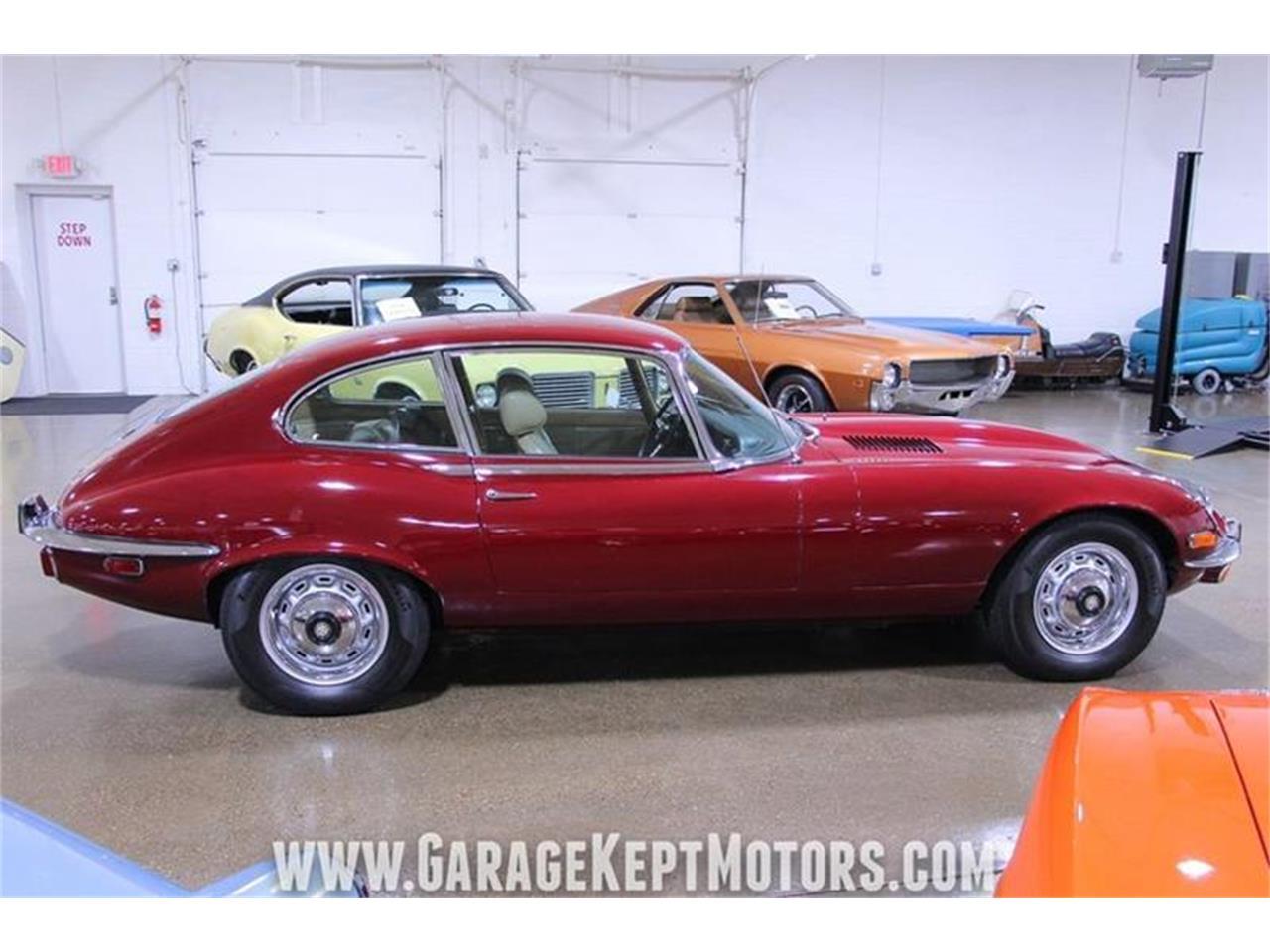 Large Picture of '71 Jaguar E-Type Offered by Garage Kept Motors - QP0V