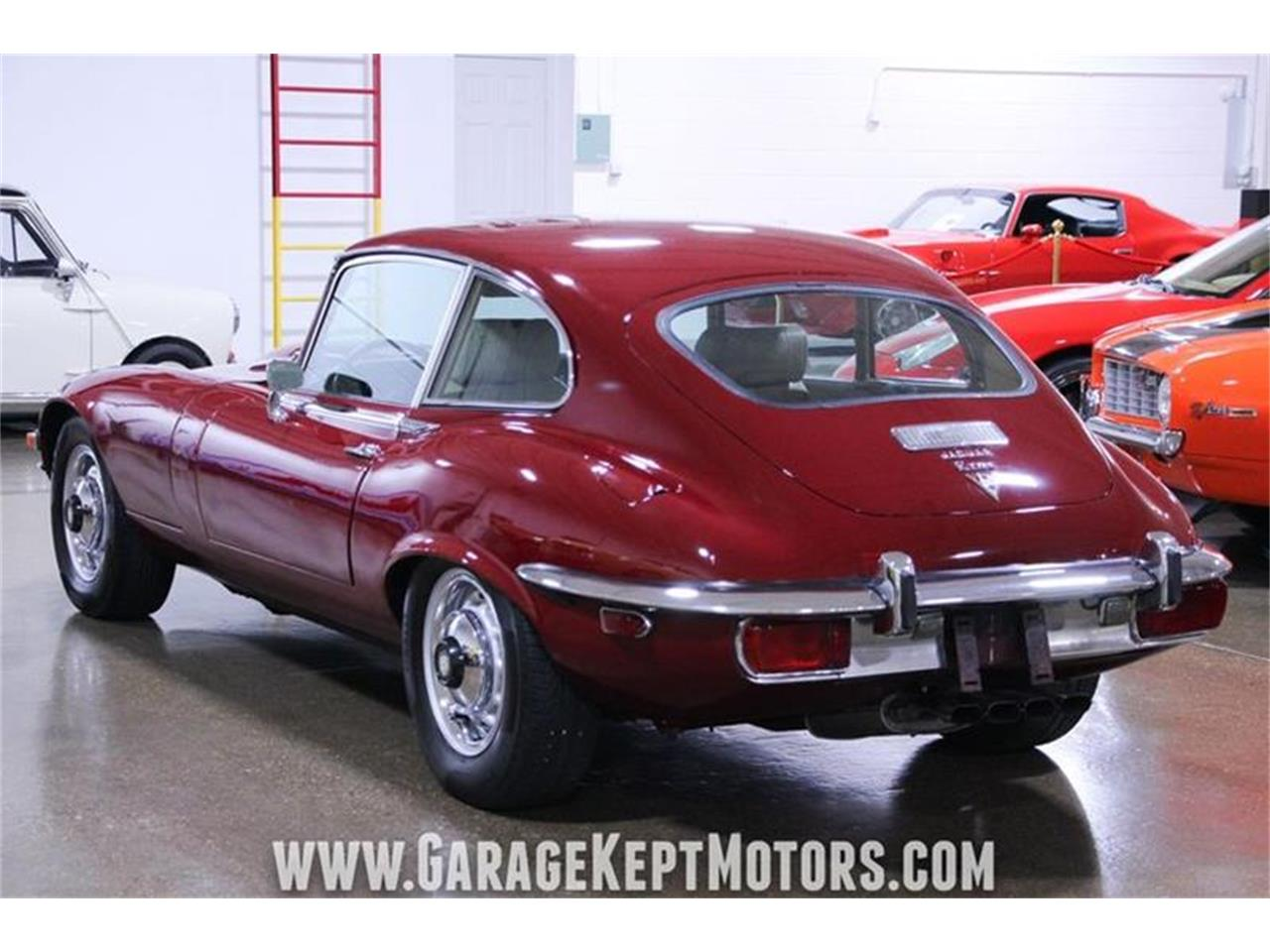 Large Picture of Classic 1971 Jaguar E-Type located in Michigan - $62,900.00 Offered by Garage Kept Motors - QP0V