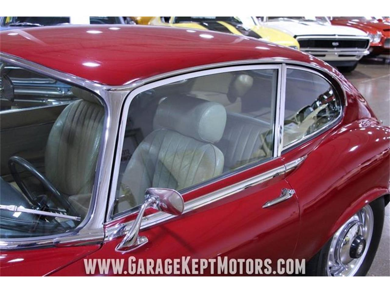 Large Picture of Classic '71 E-Type located in Grand Rapids Michigan Offered by Garage Kept Motors - QP0V
