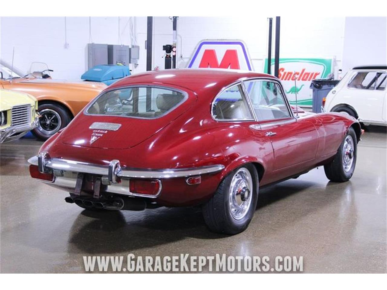 Large Picture of 1971 E-Type located in Michigan - $62,900.00 Offered by Garage Kept Motors - QP0V