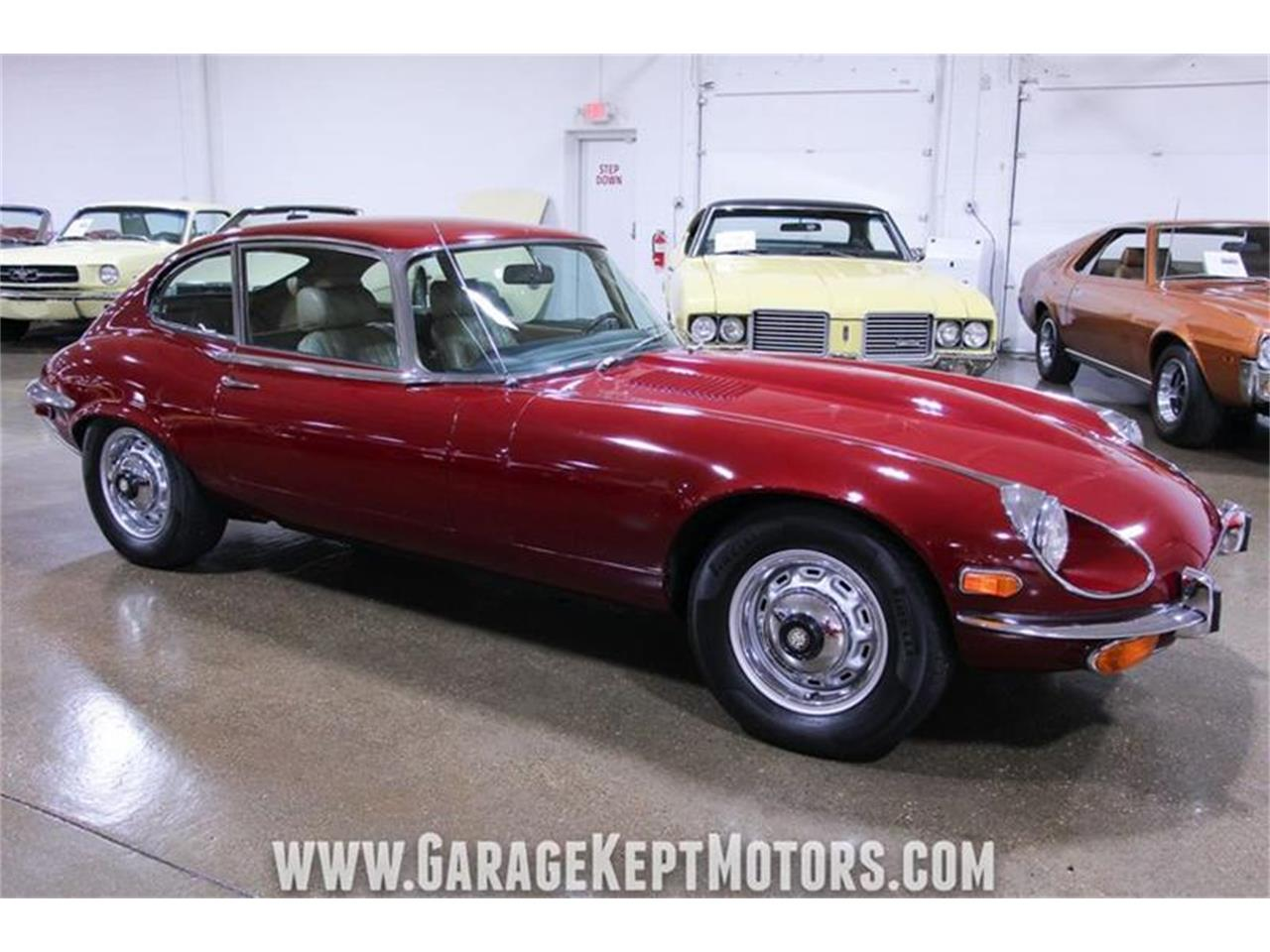 Large Picture of '71 E-Type located in Grand Rapids Michigan - $62,900.00 Offered by Garage Kept Motors - QP0V