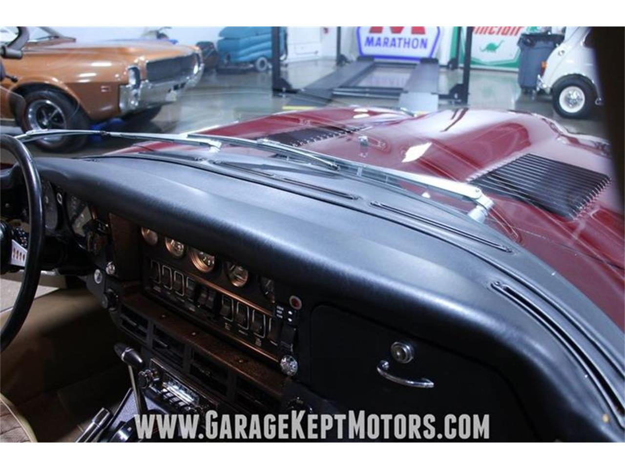 Large Picture of Classic 1971 E-Type located in Michigan Offered by Garage Kept Motors - QP0V