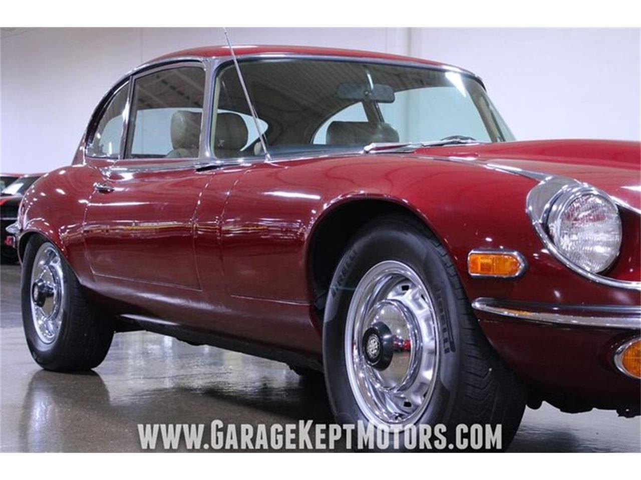 Large Picture of 1971 E-Type located in Michigan Offered by Garage Kept Motors - QP0V