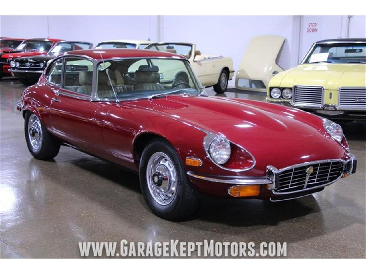 Large Picture of 1971 Jaguar E-Type located in Michigan - $62,900.00 - QP0V