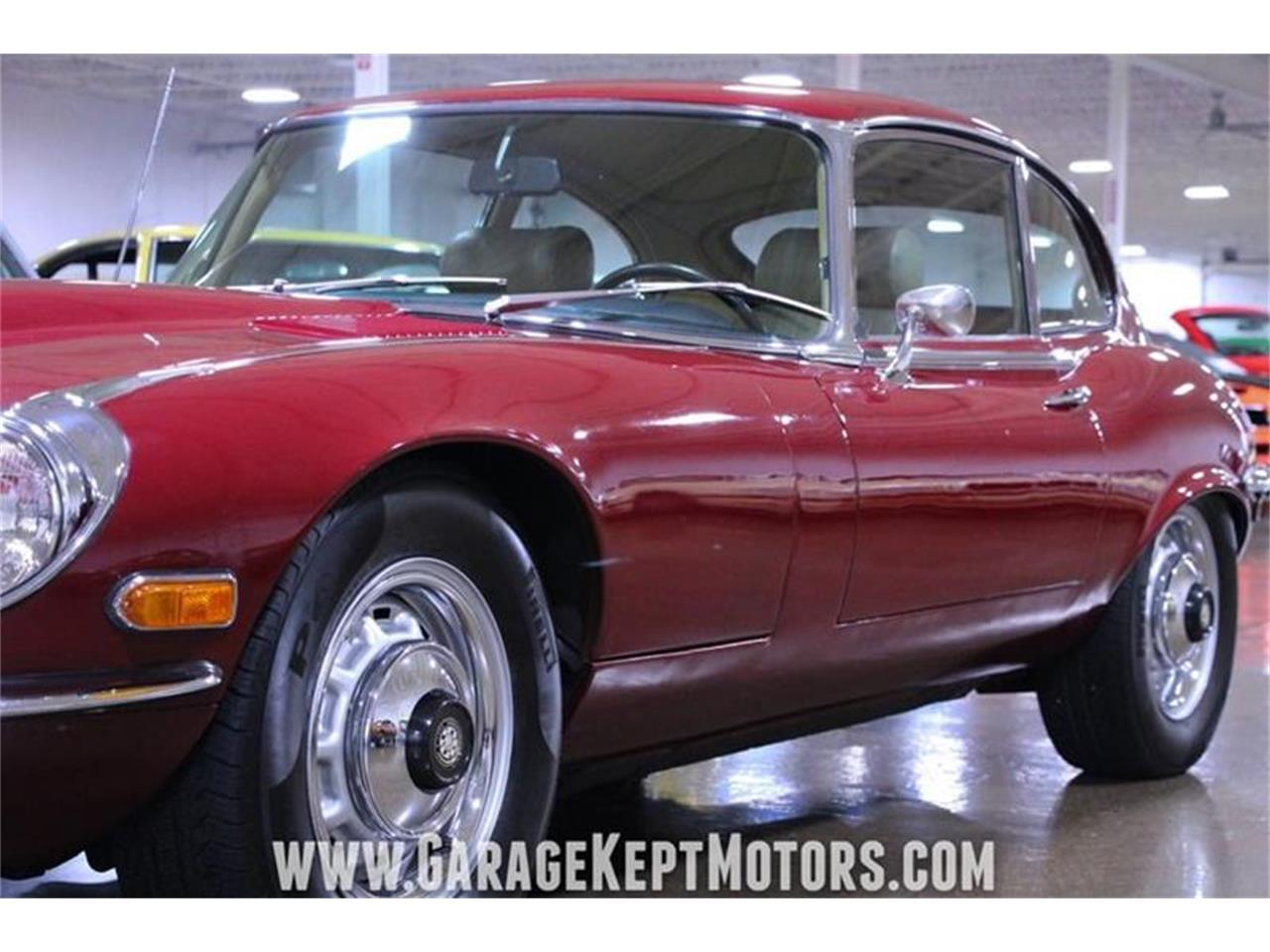 Large Picture of 1971 Jaguar E-Type located in Grand Rapids Michigan - $62,900.00 - QP0V